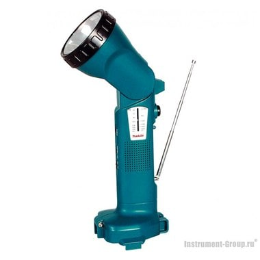 Аккумуляторный фонарь с радио 14.4 B Makita STEXML141