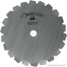 Нож 22-х зубый Makita 385224171 (для DBC3310/4010/4510)