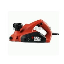 Рубанок Black & Decker KW 712KA