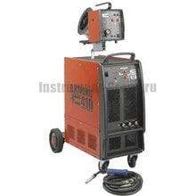 Сварочный аппарат (полуавтомат) TELWIN ELECTROMIG 410 SYNER/PULSE