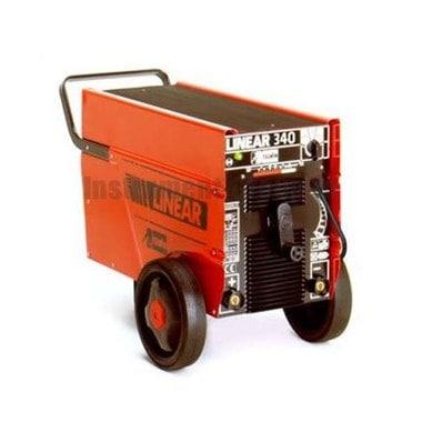 Сварочный выпрямитель постоянного тока TELWIN LINEAR 340 230/400V