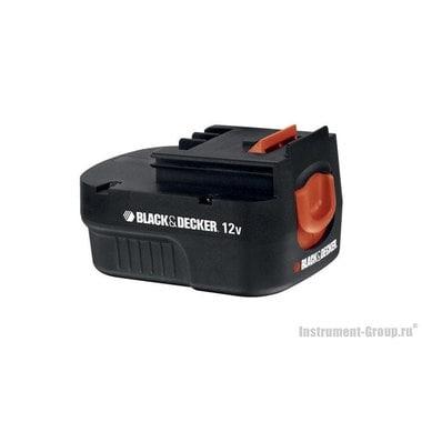 Аккумулятор Black & Decker A 12 E (12В; 1.2Ач; NiCd) для серии EPC12