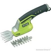 Аккумуляторные ножницы для травы + кусторез Ryobi 3000678(RGS410)