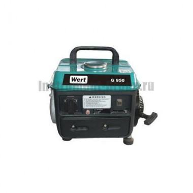 Генератор бензиновый WERT G 950