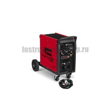 Сварочный аппарат TELWIN SUPERTIG 200 ACDC-HF 400V+ACC