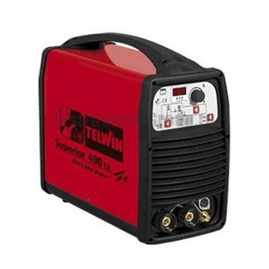 Сварочный инвертер TELWIN SUPERIOR 400 CE 400V