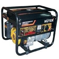 Генератор бензиновый HUTER DY3000LX-электростартер
