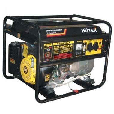 Генератор бензиновый HUTER DY6500LX-электростартер