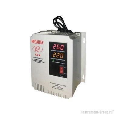 Стабилизатор напряжения Ресанта АСН-2000 Н/1-Ц Lux