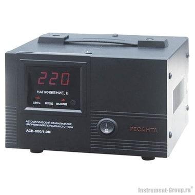 Стабилизатор напряжения Ресанта АСН-500/1-ЭМ