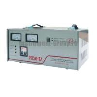 Однофазный стабилизатор напряжения Ресанта АСН-12000/1-ЭМ (электромеханический)