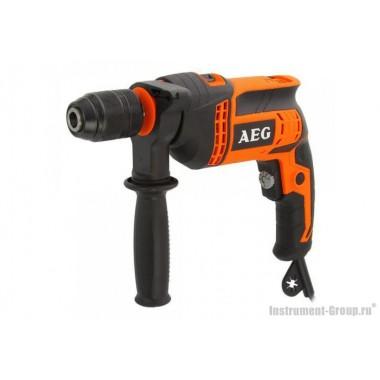 Дрель ударная AEG 381710(SBE 650 R kit)