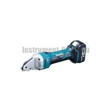 Аккумуляторные шлицевые ножницы по металлу Makita BJS100RFE