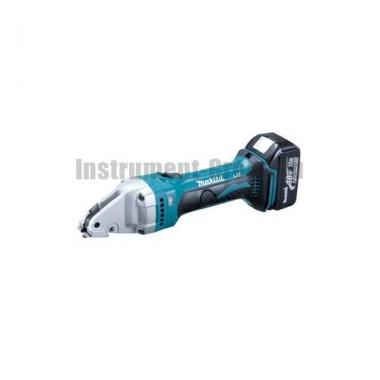 Аккумуляторные шлицевые ножницы по металлу Makita BJS101RFE