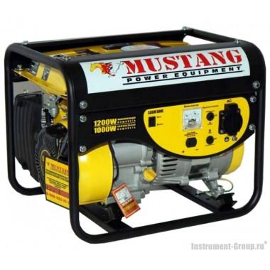 Генератор бензиновый MUSTANG CPG1200