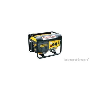 Генератор бензиновый MUSTANG CPG3000