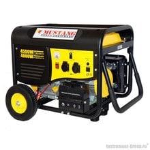 Генератор бензиновый MUSTANG CPG5000E2