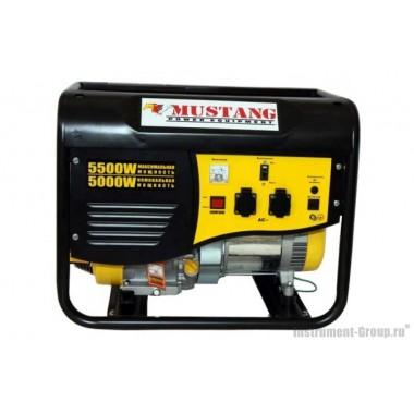 Генератор бензиновый MUSTANG CPG6000