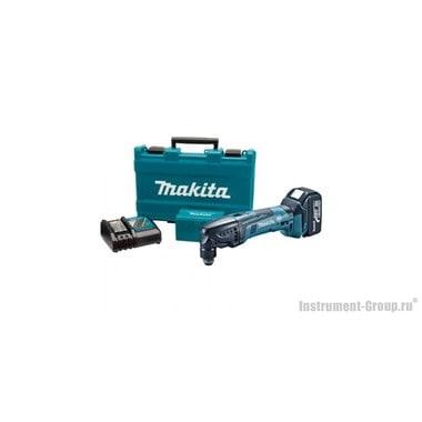 Аккумуляторный многофункциональный инструмент (мультитул) Makita DTM50RFE