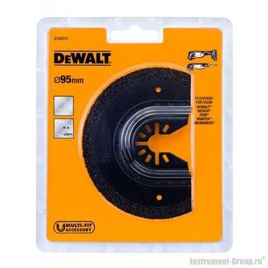 Диск сегментный для удаления затирки в швах DeWalt DT 20717