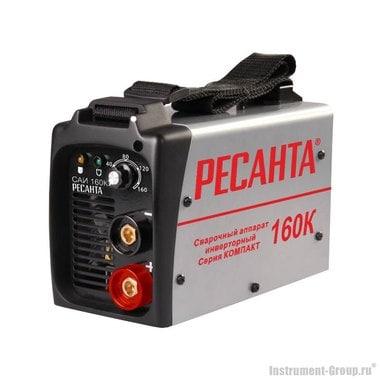 Сварочный инвертор Ресанта САИ 160К (серия КОМПАКТ)