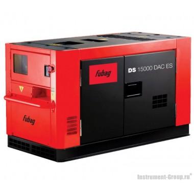 Дизельный генератор в закрытом кожухе Fubag DS 15000 DAC ES