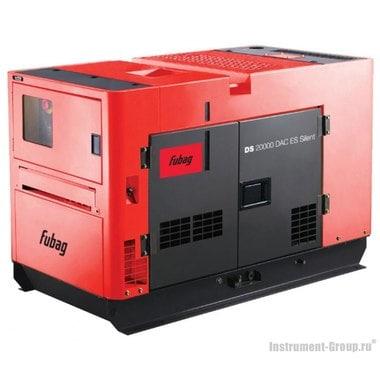 Дизельный генератор в шумозащитном кожухе Fubag DS 20000 DAC ES Silent