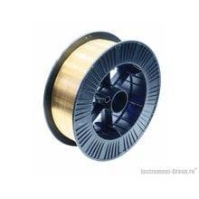 Проволока сварочная стальная омедненная (0.8 мм, 15 кг) Elitech 0606.010200