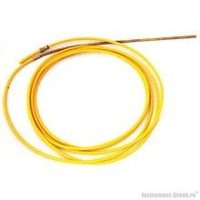 Канал направляющий (тефлон) 1 шт. для алюминиевой проволоки 1.0-1.2 мм, 3 м Elitech 0606.007001
