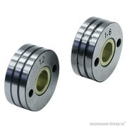 Ролик подающий  (V-образный) 2 шт. для стальной проволоки 1.2-1.6 мм Elitech 0606.012300