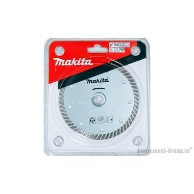 Диск алмазный сегментный  Economy Makita D-41735 (115х22,23 мм; сух. рез для бетона)