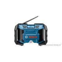 Аккумуляторное радио Bosch GML Sound BOXX (0601429900)