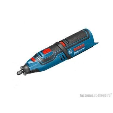 Аккумуляторный многофункциональный инструмент Bosch GRO 10,8 V-LI (06019C5000) L-Boxx ready