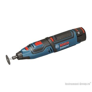 Аккумуляторный многофункциональный инструмент Bosch GRO 10,8 V-LI (06019C5001) L-Boxx