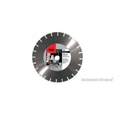 Алмазный диск AW-I (350x25.4 мм) Fubag 58226-4