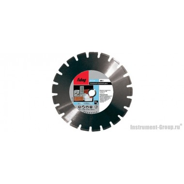 Алмазный диск BE-I (400x30/25.4 мм) Fubag 58224-6