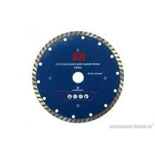 Диск алмазный сплошной турбо ШТУРМШТАЙН XLD 03115-B (115х22.2 мм; для бетона, гранита)