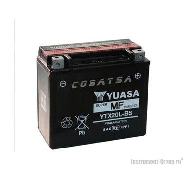Аккумулятор GTX20-BS Elitech 0105.000500 (12 В,1.8 Ач; для БЭС12000Е/ЕТ)