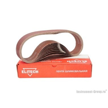 Лента шлифовальная 3 шт. для СТ300РС Elitech 1110.002900 (50х686 мм; Р120; для металла)