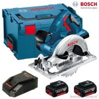 Аккумуляторная дисковая пила Bosch GKS 18 V-LI (060166H008) L-BOXX