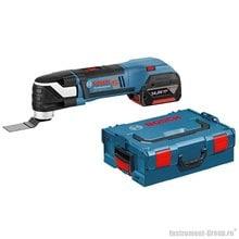 Аккумуляторный многофункциональный инструмент Bosch GOP 14,4 V-EC (06018B0101) L-BOXX