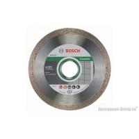Алмазный диск Standard for Ceramic115-22,23, 10 шт в уп. Bosch 2608603231
