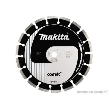 Диск алмазный по асфальту Makita Comet Asphalt B-42905 (400х25.4/20 мм)