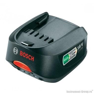 Аккумулятор Bosch 1600Z0003U (18 В; 2.0 А.ч; LI-Ion)