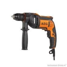Дрель ударная AEG 442850(SBE 750 RE)