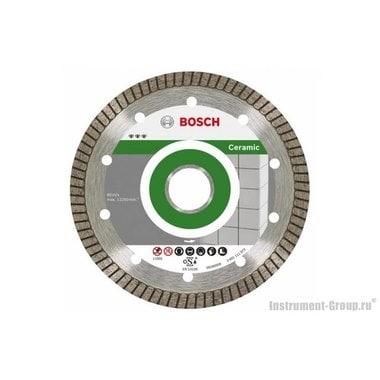 Алмазный диск Best for Ceramic (115x22,23 мм) Bosch 2608602478