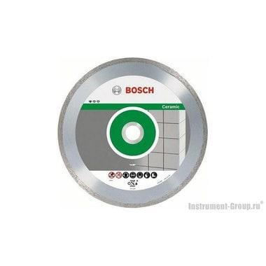 Алмазный диск Standard for Ceramic (110x22,23 мм) Bosch 2608602535