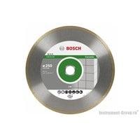 Алмазный диск Standard for Ceramic (250x30/25,4 мм) Bosch 2608602539