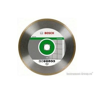Алмазный диск Standard for Ceramic (300x30/25,4 мм) Bosch 2608602540