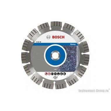 Алмазный диск Best for Stone (180x22,23 мм) Bosch 2608602644